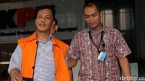 Eks Ketua DPRD Malang Arief Wicaksono Ditahan di Rutan Guntur