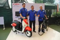 Yamaha Gelar Market Trial Sepeda Motor Listrik di Indonesia