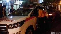 Pengemudi Diduga Mabuk, Tabrak Ambulans Bawa Bayi Hingga Terguling