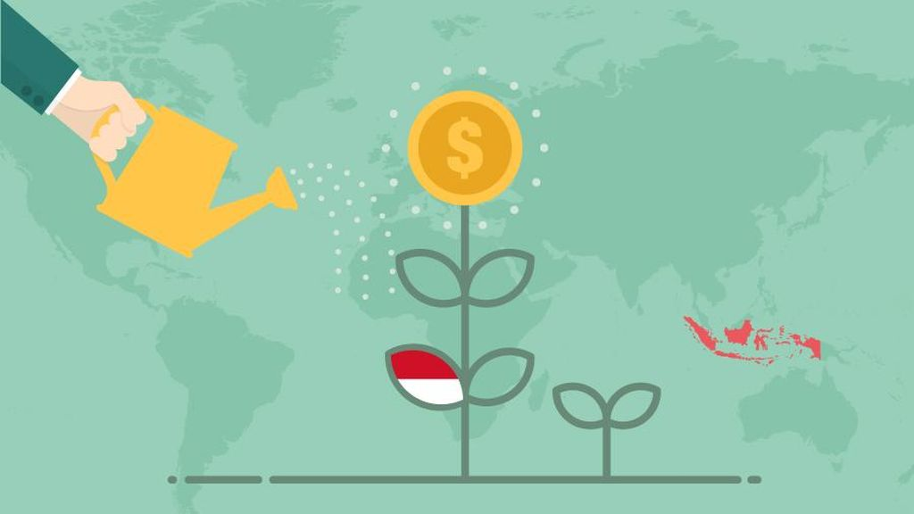 Indonesia Peringkat 2 Negara Terbaik Dunia untuk Berinvestasi