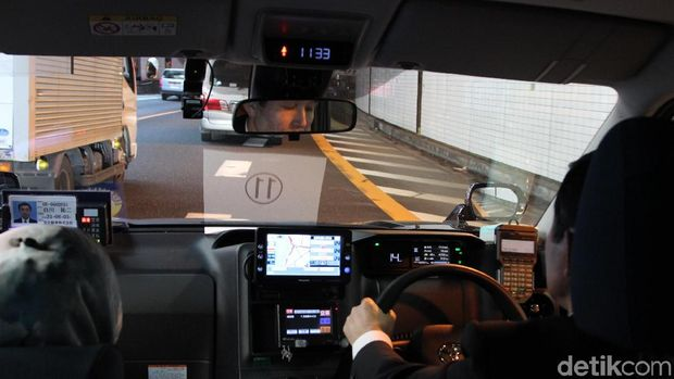 Tertibnya Jalanan di Jepang, Tak Saling Serobot Saat Macet