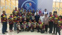 Lahap 3.000 Km, Peserta Gowes Sepeda dari Sabang Tiba di Jakarta