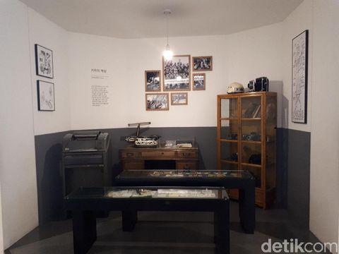 Mengintip Presseum, Museum Penyimpan Sejarah Surat Kabar di Korsel