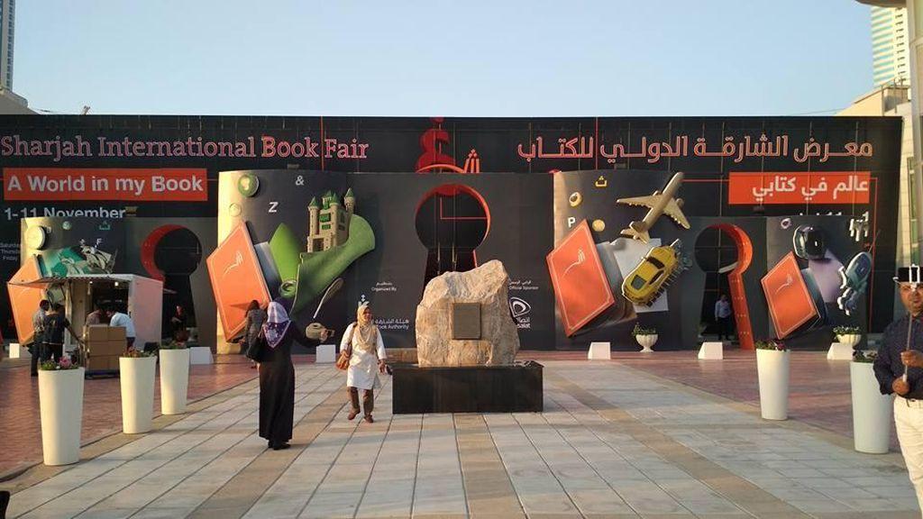 50 Judul Buku Indonesia Juga Diminati di Sharjah Book Fair 2017