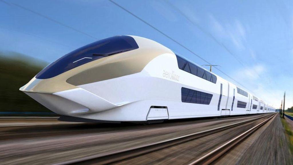 Kereta Cepat China-Hong Kong Segera Terealisasi