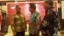 Menhan dan Menteri Agraria Teken Kerja Sama Penanganan Aset Tanah