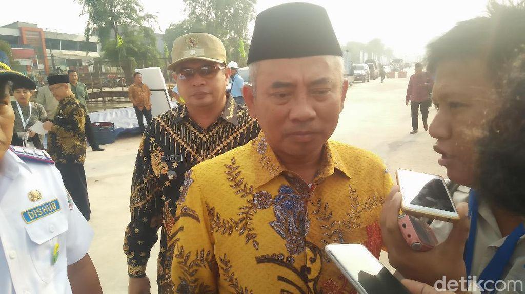 Survei Median: Rahmat Effendi Teratas, Disusul Mochtar Mohammad