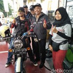 Pertamina Pantau Pelayanan SPBU Lewat Touring