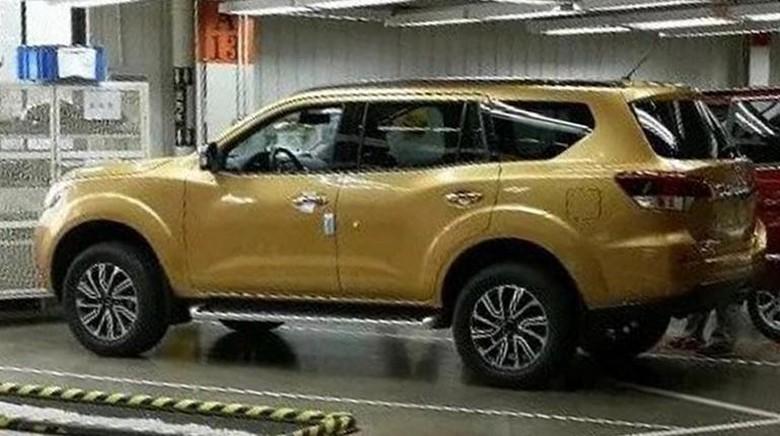 Nissan Mau Boyong Pesaing Pajero Sport ke Indonesia?
