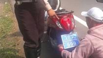 Polisi Amankan 5 Motor Berpelat Thailand Saat Operasi Zebra di Bogor