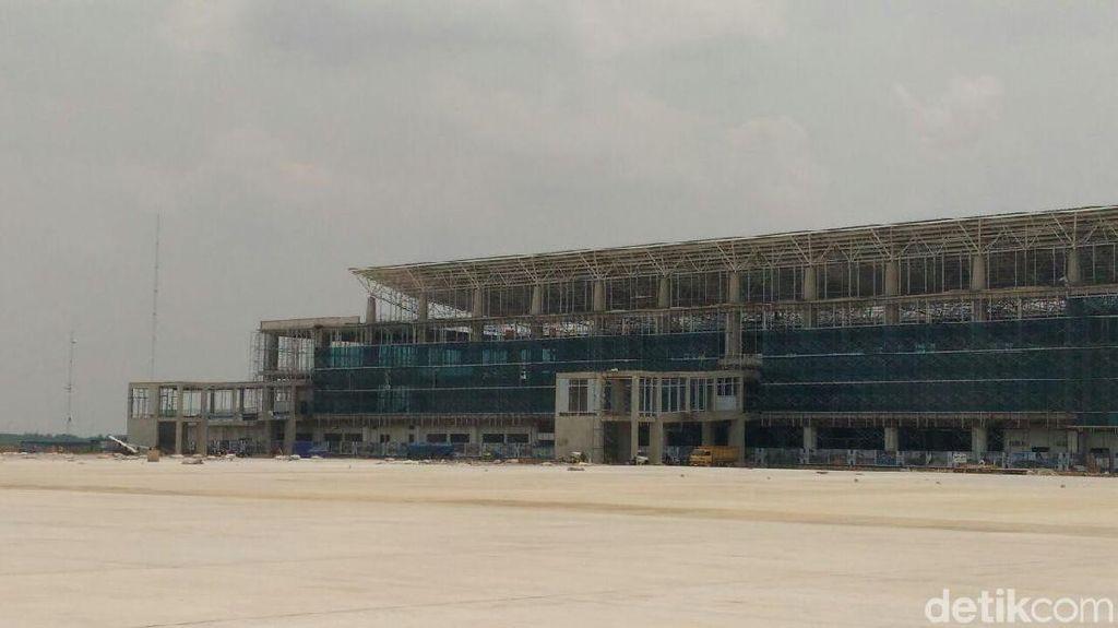 Bakal Ada Taman Burung Merak di Bandara Kertajati