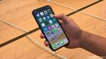 iPhone X Sudah Dijual di Indonesia, Tapi...