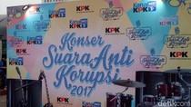 KPK Gelar Malam Final Festival Lagu Suara Antikorupsi 2017