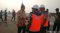 Ikut Jokowi Resmikan Tol Becakayu, Anies Ditanyai Soal Istri Kerja