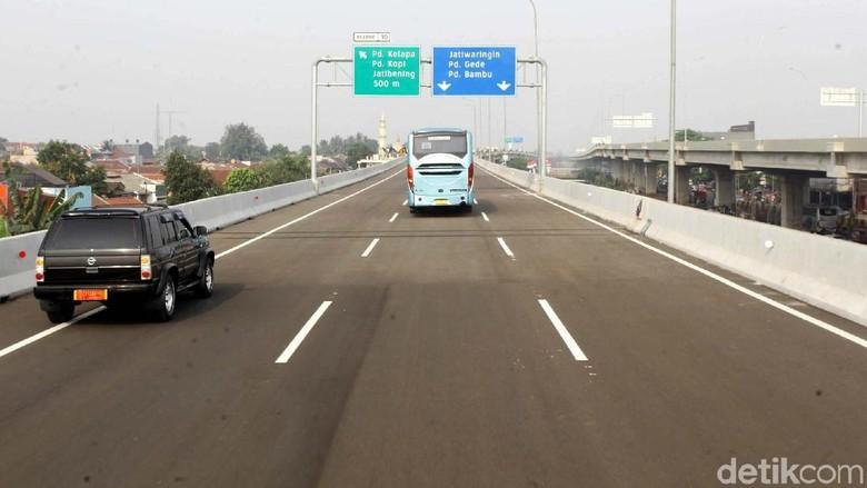 Target Tol Beroperasi Tahun Ini 379 Km, Realisasi Baru 133 Km