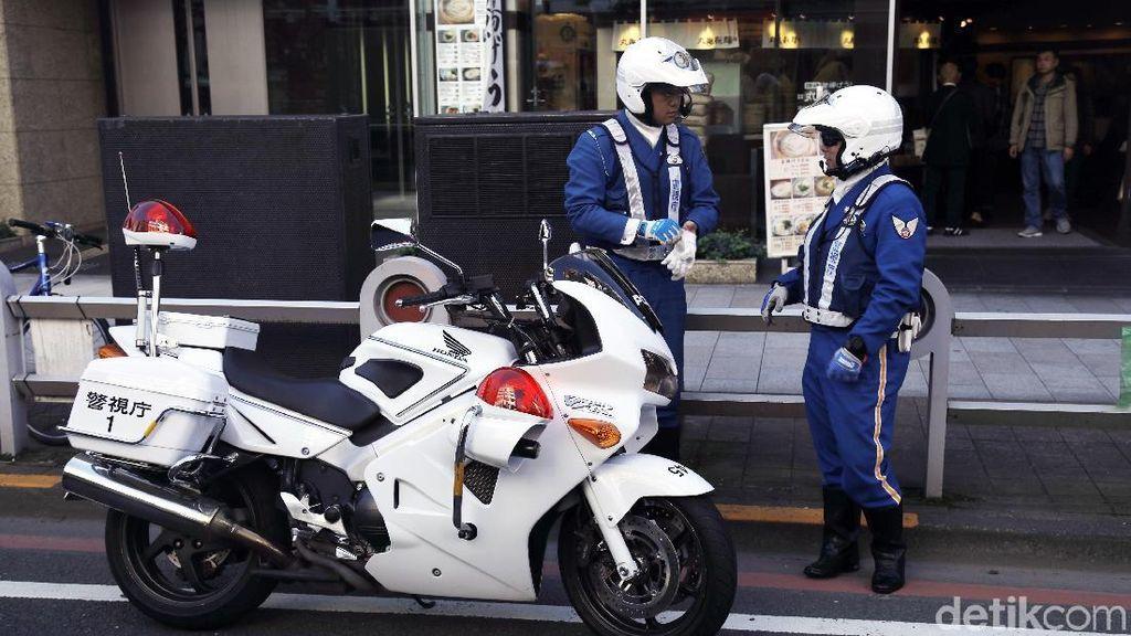 Langgar Lalu Lintas di Jepang, Polisi Bawa Surat Tilang ke Rumah