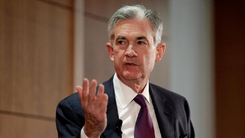 The Fed Bakal Punya Bos Baru, ini Kata Darmin