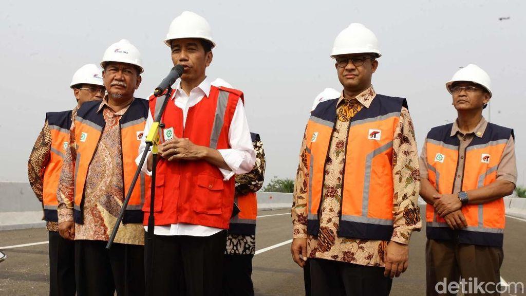 Jokowi Target 568 Km Jalan Tol Baru Hingga Akhir 2017, Bisa Tercapai?