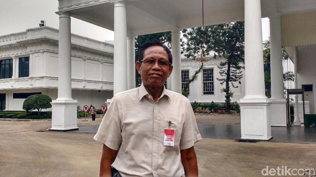 Tarzan dan Para Pelawak Diundang Jokowi ke Pernikahan Kahiyang