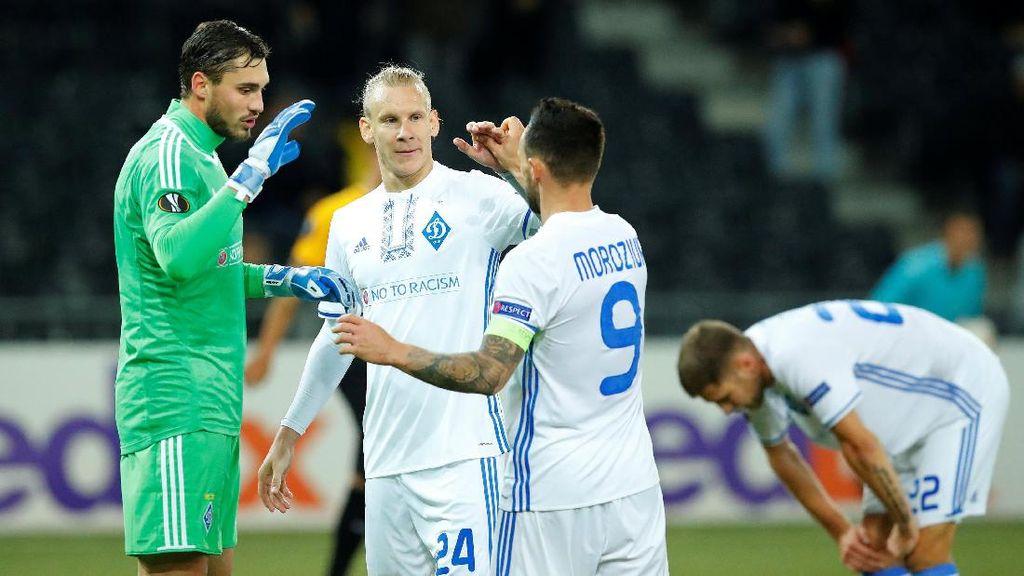 Tim-Tim yang Sudah Lolos ke Babak 32 Besar Liga Europa