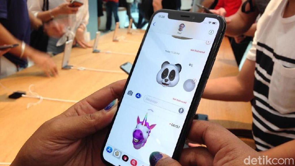 Ini Toh iPhone X yang Bikin Heboh Dunia