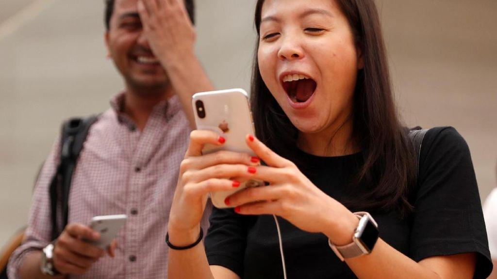 Seru! Aplikasi Supermoji yang Menyerupai Animoji iPhone X