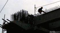 Jakpro Khawatir Musim Hujan Berkepanjangan Hambat Pembangunan LRT