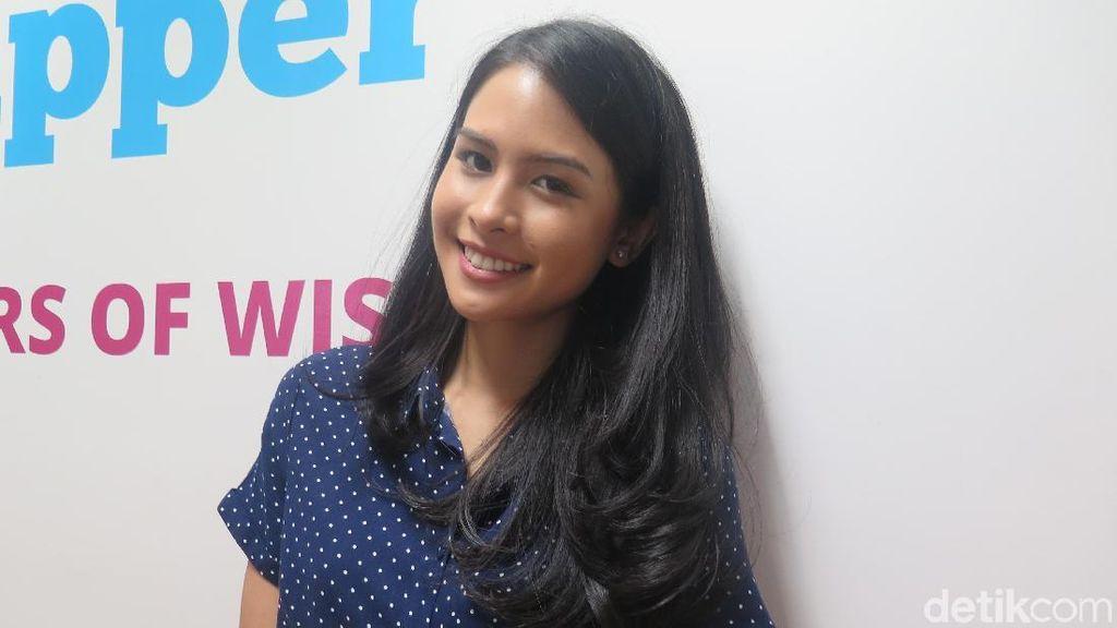 Jadi Guru Ekonomi, Maudy Ayunda Kagok Mengajar Pakai Bahasa Indonesia
