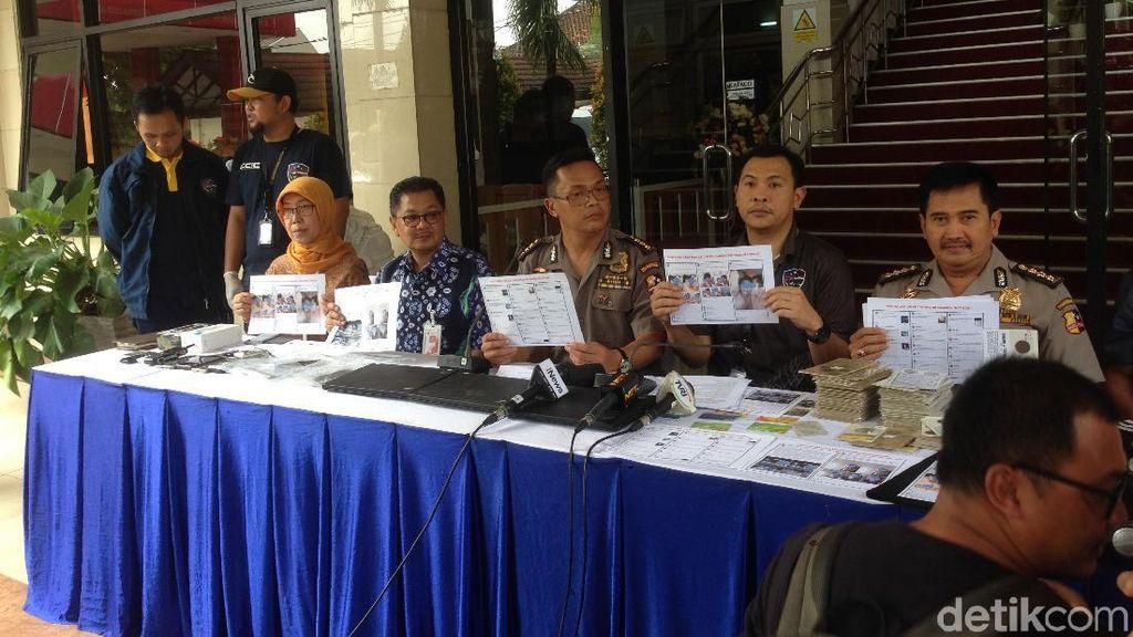 Selain Sebar Konten Porno Gay, TG Juga Hina Jokowi di Medsos