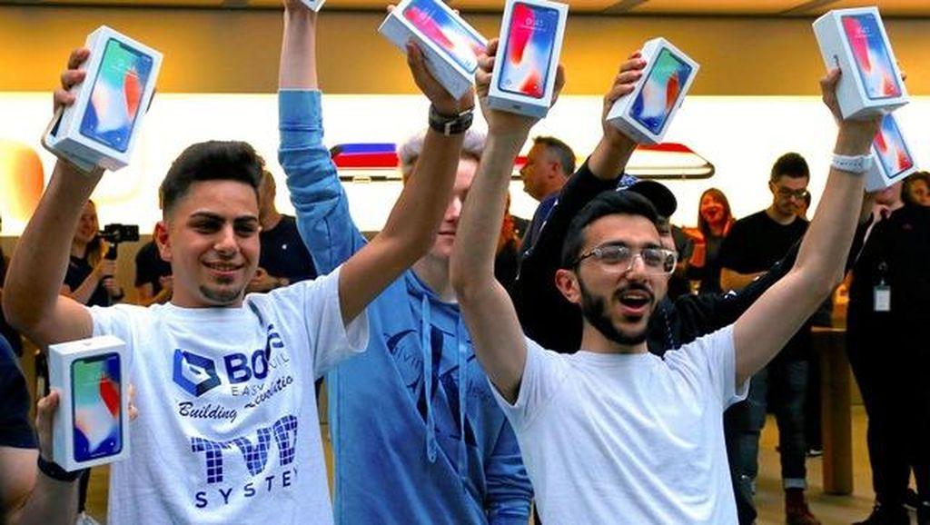 Harga iPhone X di Smartfren Katanya Semurah di Luar Negeri