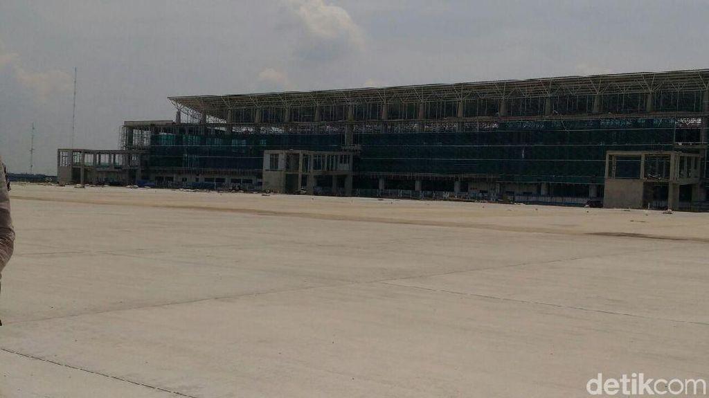 Landasan Bandara Kertajati akan Ditambah Jadi 3.000 Meter