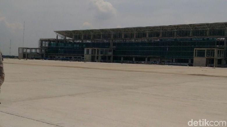 Beroperasi Juni 2018, Begini Progres Terkini Bandara Kertajati