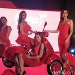 Dijual Terbatas, Berapa Jatah Vespa Merah Seharga Mobil untuk RI?
