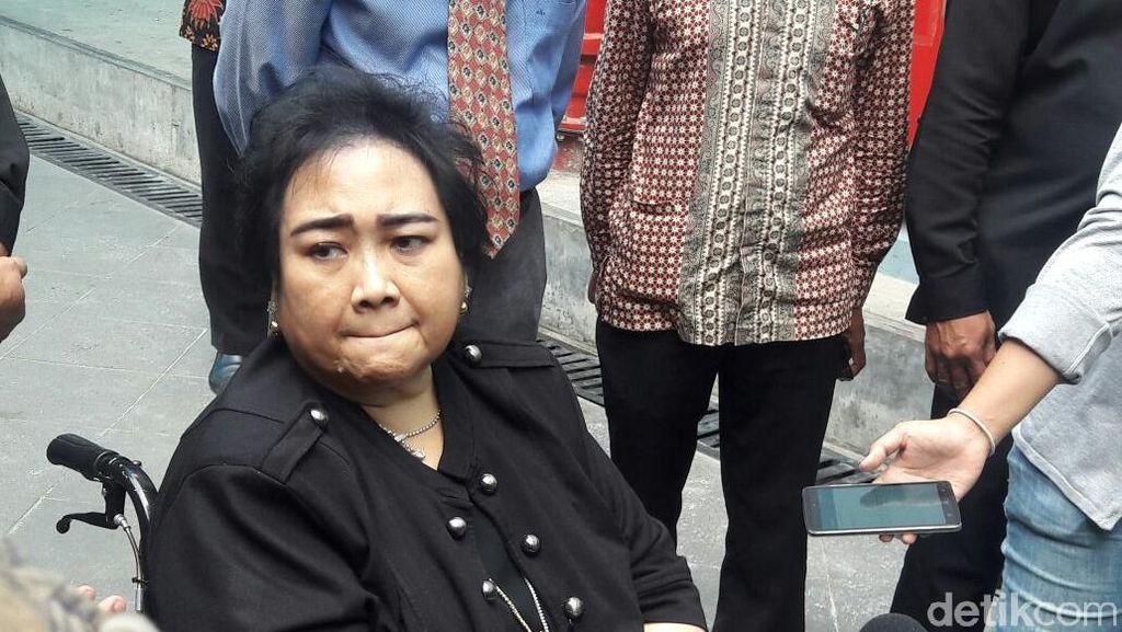 Rachmawati Soekarnoputri Nantikan Iktikad Baik dari Fadlan