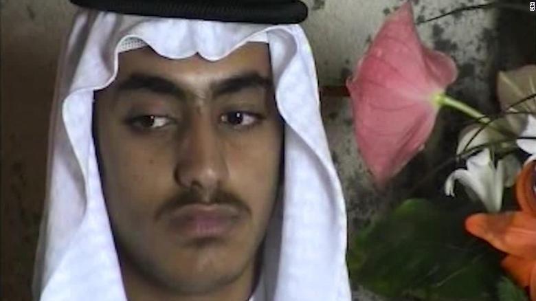 CIA Ungkap Foto Langka Hamza, Putra Osama bin Laden