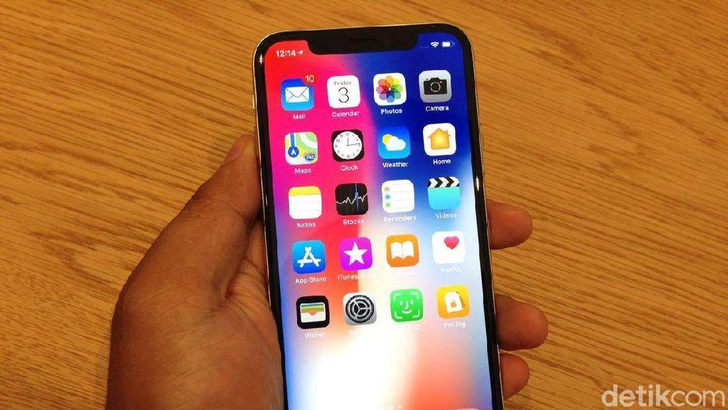 300 iPhone X Digondol Maling, Kerugian Rp 4 Miliar