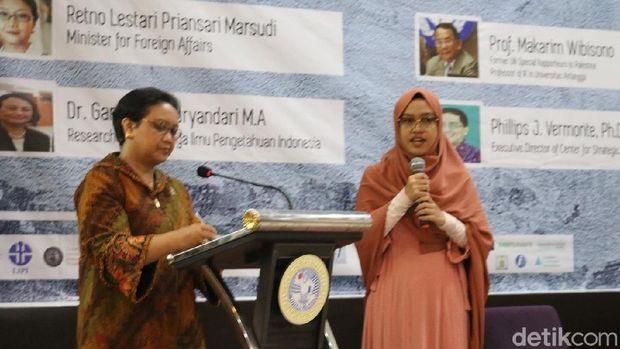 Menlu Retno: Indonesia Negara Besar dan Diakui Leadership-nya