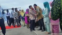 JK Kunker Padang, akan Resmikan RS Unand dan Kunjungi Pasar Ateh