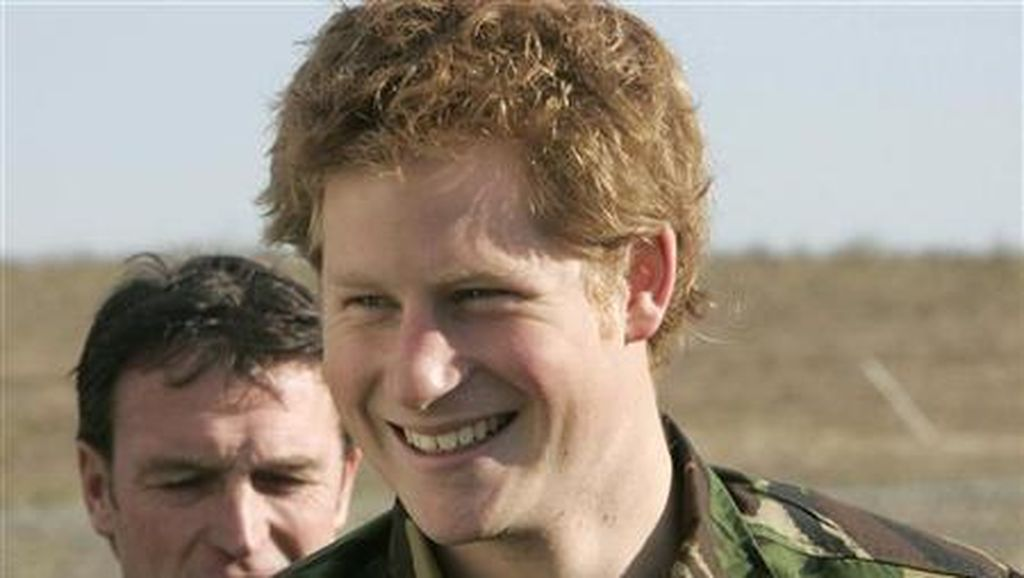 Pangeran Inggris dalam Bidikan Osama Bin Laden