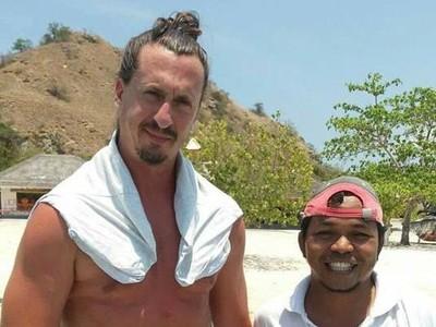 Ini Dia yang Motret Kembaran Ibrahimovic di Pulau Kanawa