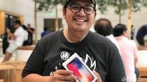 Cuti Kerja, Adhit Kejar iPhone X di Negeri Tetangga