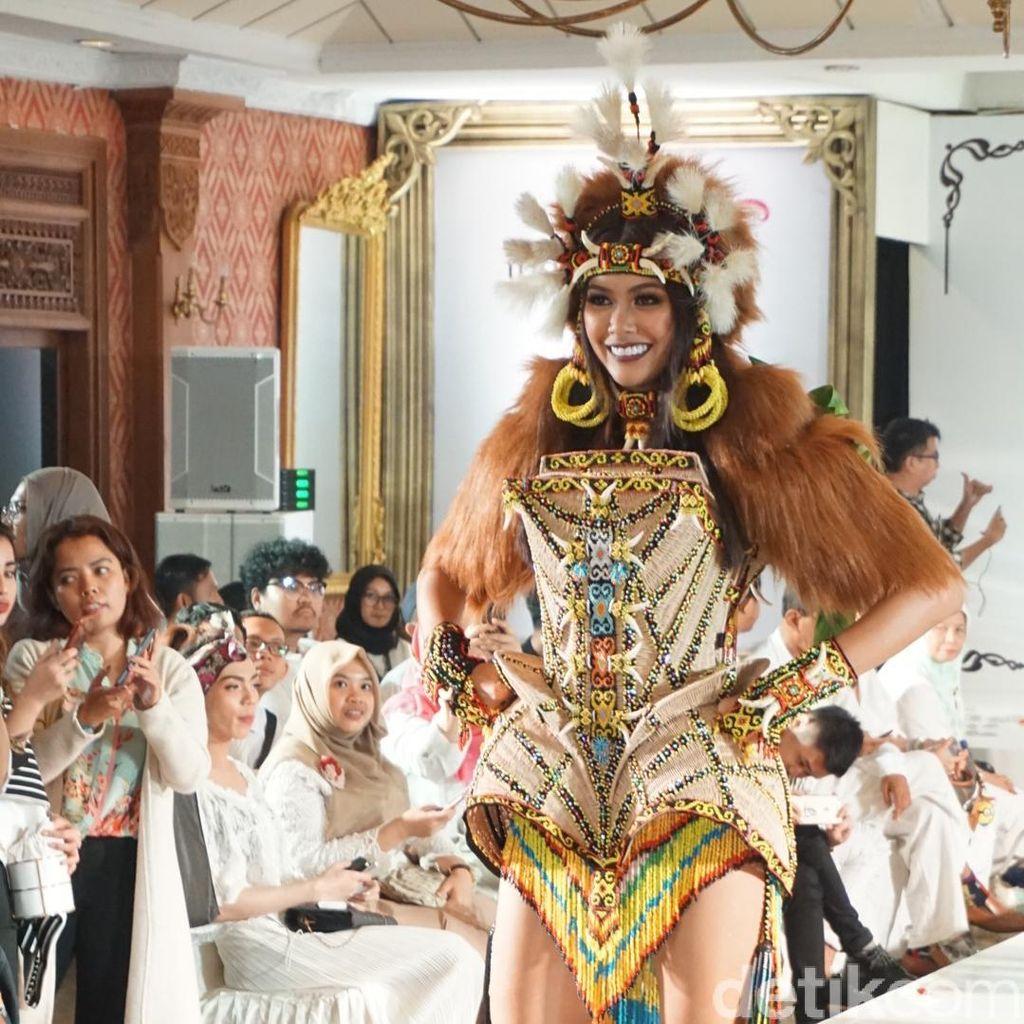 Berlaga di Miss Universe, Putri Indonesia Banjir Dukungan Netizen