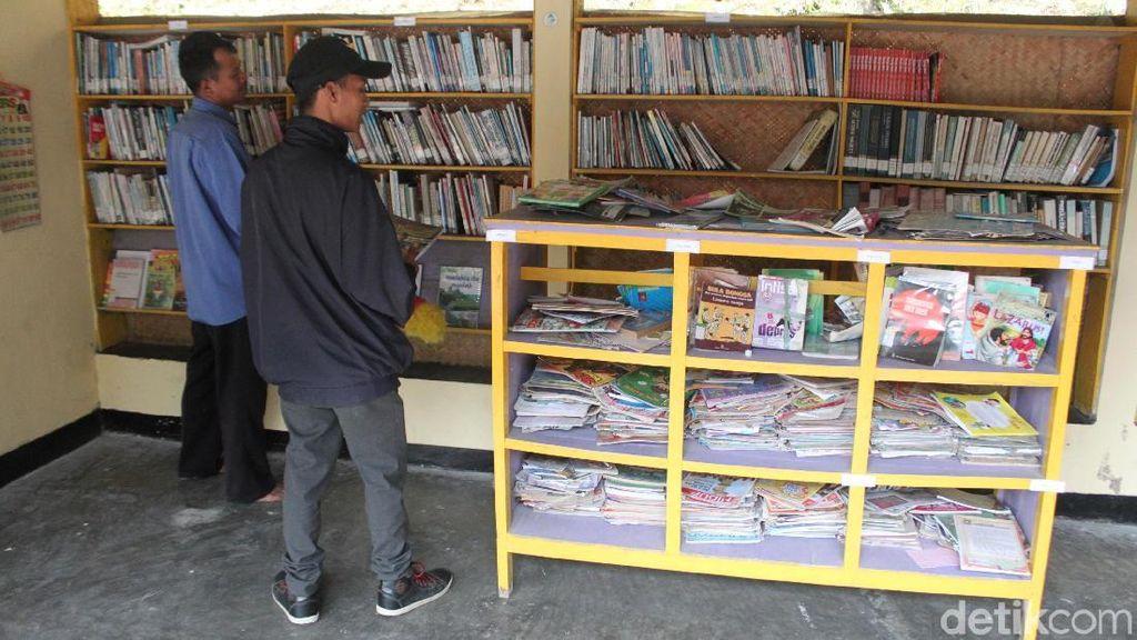 Menengok Rumah Baca Dusun Gemer, Inspirasi dari Lereng Merapi
