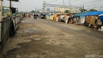 Sandi Dapat Kabar Gubuk Liar di Tanah Abang Jadi Tempat Prostitusi