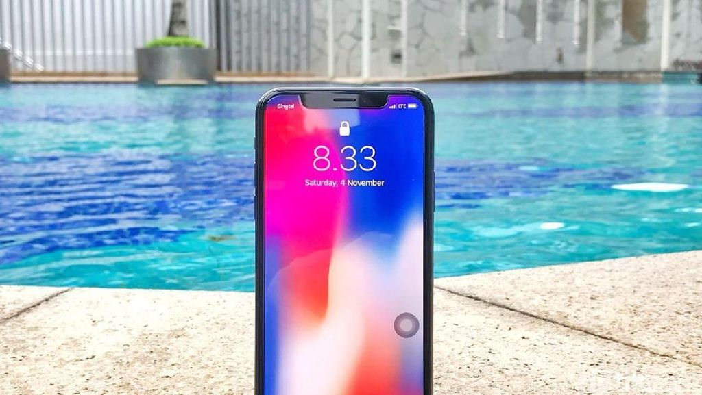 iPhone X Masuk 25 Inovasi Terbaik 2017
