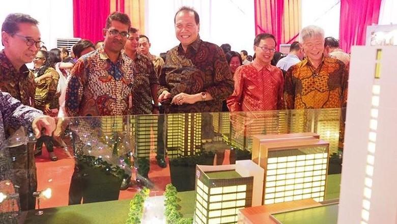 5 Tower Trans Park Bekasi Telan Investasi Rp 2,4 Triliun
