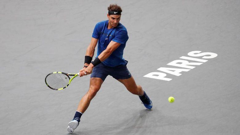 Cedera Lutut, Nadal Diragukan Turun di ATP World Tour Finals