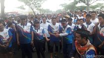 Sandiaga Hadiri CT ARSA Foundation Charity Fun Run di BSD