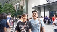 Borong 8 iPhone X, Orang Indonesia ini Merasa Beruntung