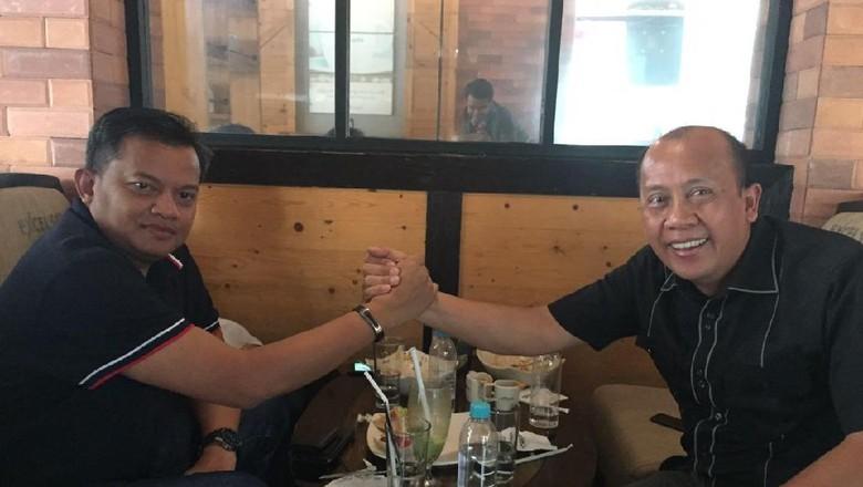 Bikin Gerindra Jabar Temui Bicara - Jakarta Gerindra Jawa Barat berakrobat politik menjelang Pilgub Jabar Gerindra Jabar mulai mempertimbangkan mengusung Wali Kota Bandung Ridwan